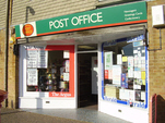 Sompting's Bowness Avenue Post Office which is under threat.
